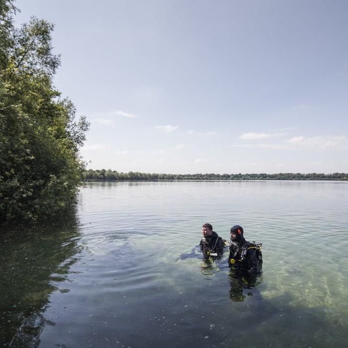 Erik Janssen duiken