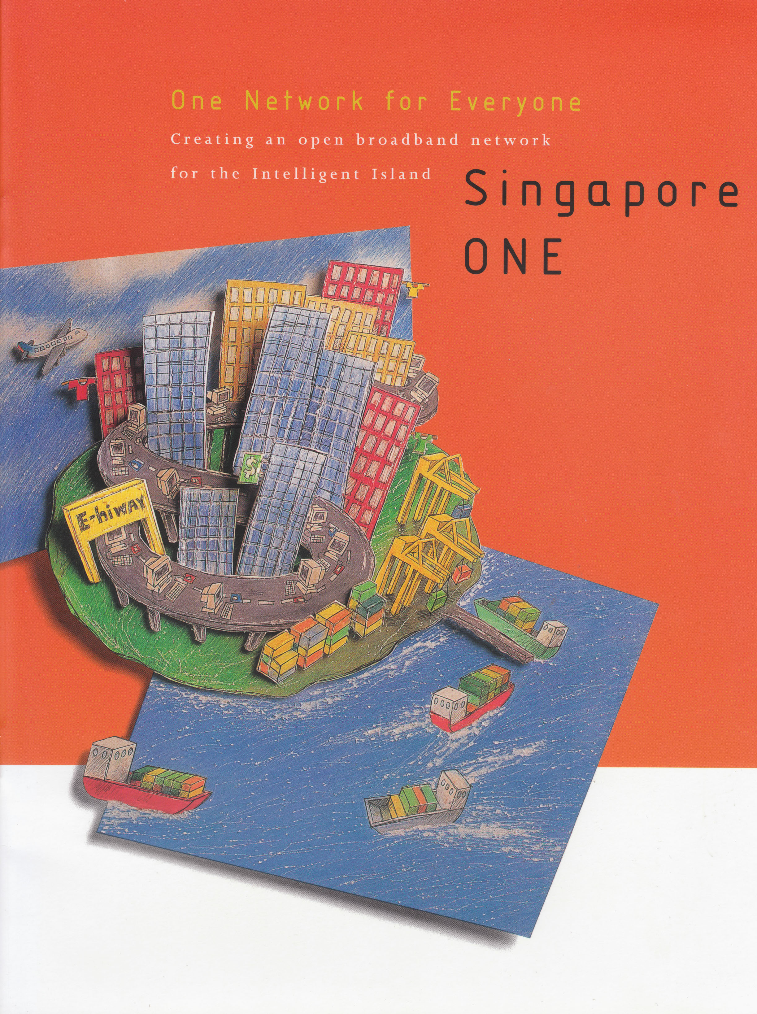 Singapore ONE cover