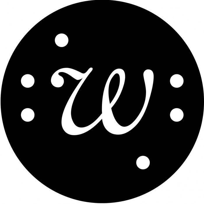 TUNGSTEN logo B namecard